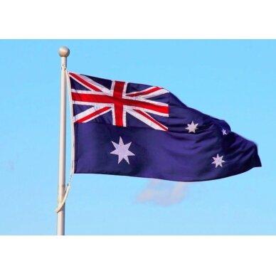Australijos vėliava 2