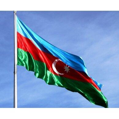 Azerbaidžano vėliava 2