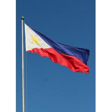 Filipinų vėliava 2