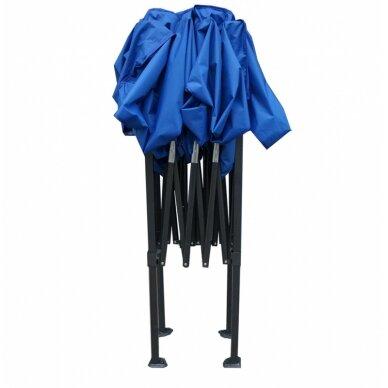 Greito surinkimo palapinė 3x3 Mėlyna Steel 30 6