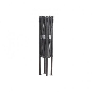 Greito surinkimo palapinė 3x6 Žalia Steel 30 4