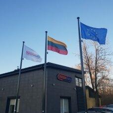 Horizontalios vėliavos