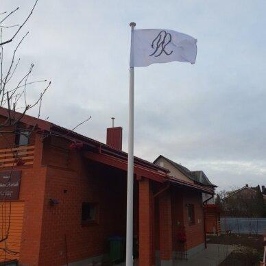 Horizontalios vėliavos 3