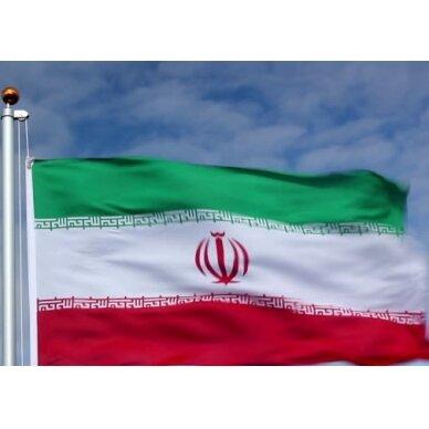 Irano vėliava 2