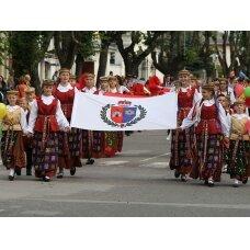 Kalvarijos vėliava