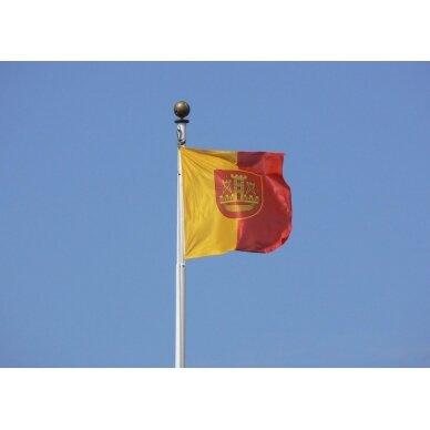 Klaipėdos vėliava 3