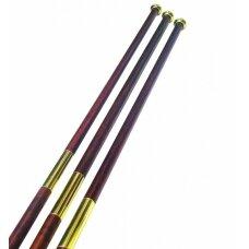 Kotas medinis 2,2m Ø=25mm iš 2 dalių