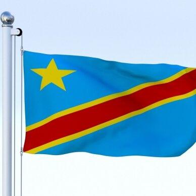 Kongo vėliava 2