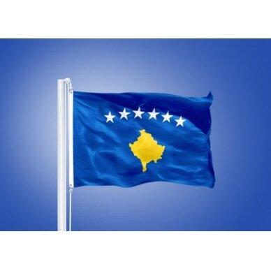 Kosovo vėliava 2