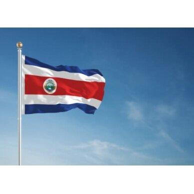Kosta Rikos vėliava 2