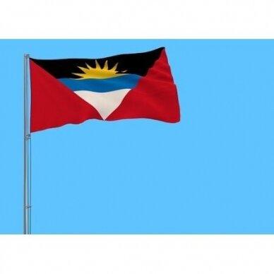Antigvos ir Barbudų salų vėliava 2