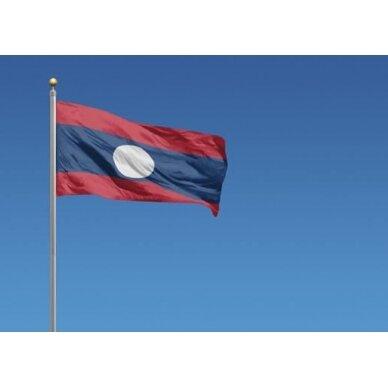 Laoso vėliava 2