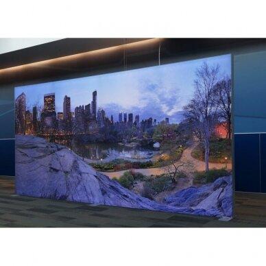LED parodų sienele 3m 5