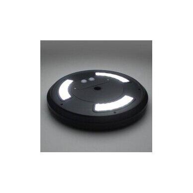 LED šviečianti stiebo viršūnė Juoda 3