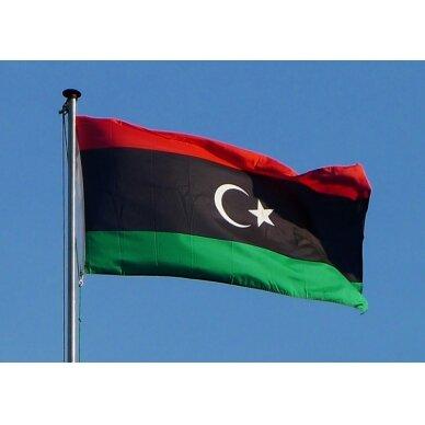Libijos vėliava 2