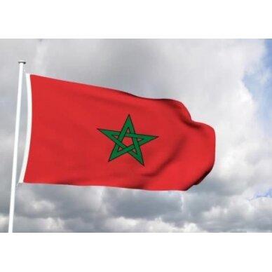Maroko vėliava 2