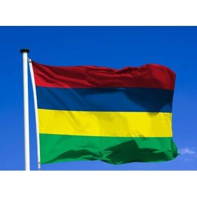 Mauricijaus vėliava 2