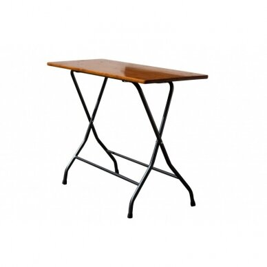 Medinis baro stalas 160x60