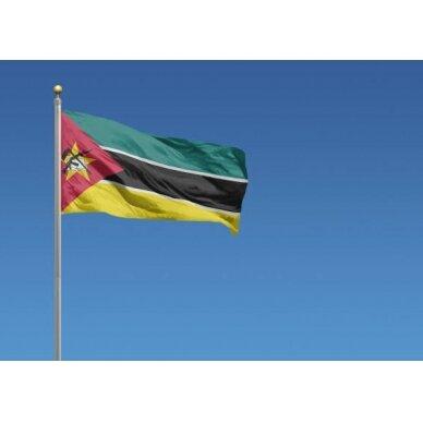 Mozambiko vėliava 2