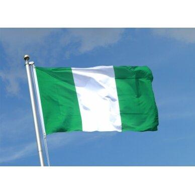 Nigerijos vėliava 2