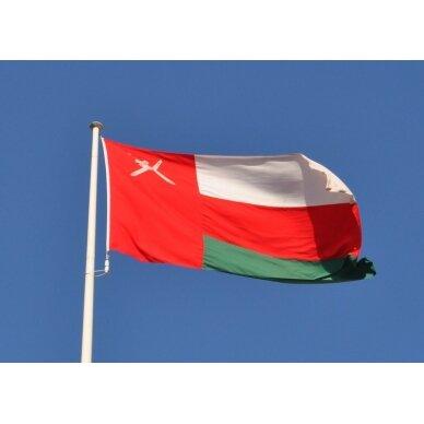 Omano vėliava 2