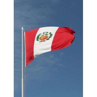 Peru vėliava 2