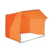 Prekybinė palapinė 2×2 Oranžinė
