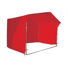 Prekybinė palapinė 3×2 Raudona