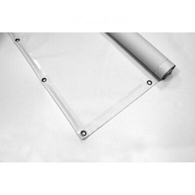 Reklaminis tentas PVC horizontalus 4