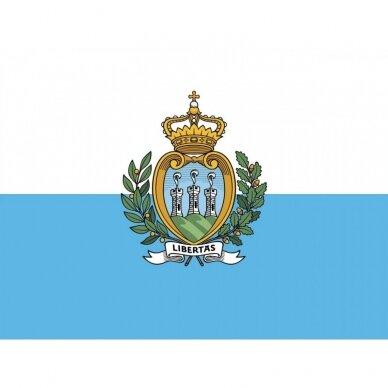 San Marino vėliava