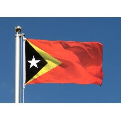 Rytų Timoro vėliava 2