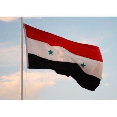 Sirijos vėliava 2