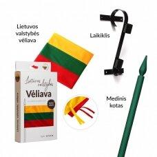 """STANDART vėliavos komplektas """"Lietuva"""""""