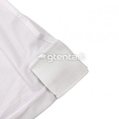 Staltiesė 240 cm Balta 4
