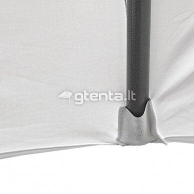 Staltiesė 240 cm Balta 8