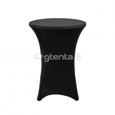 Staltiesė apvaliam stalui 80x110 cm 2