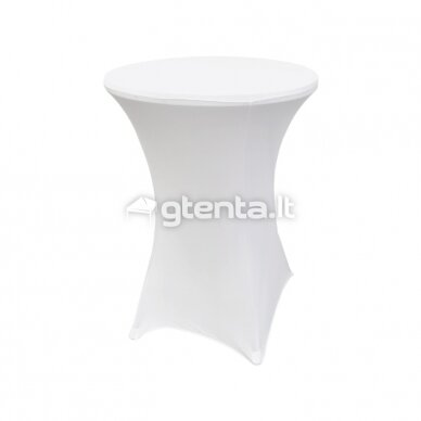 Staltiesė apvaliam stalui 80x110 cm 5