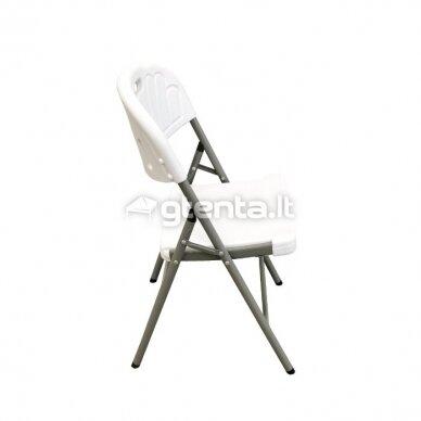 Sulankstoma plastikinė kėdė PRO 2