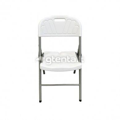 Sulankstoma plastikinė kėdė PRO