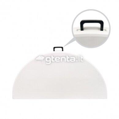 Sulankstomas stalas apvalus Ø 150 cm 2