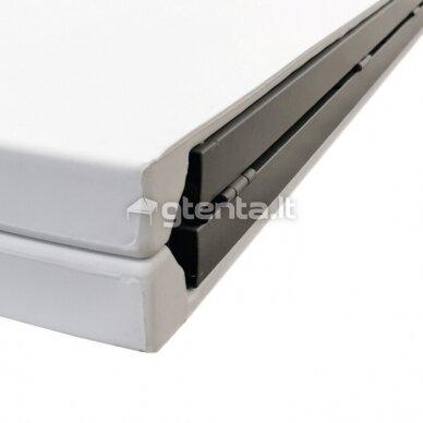 Sulankstomas stalas apvalus Ø 180 cm 4