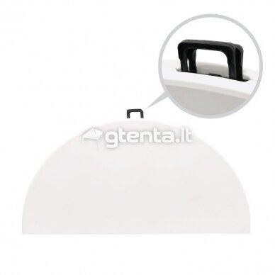 Sulankstomas stalas apvalus Ø 180 cm 3