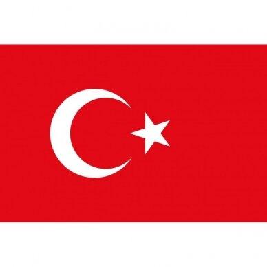 Turkijos vėliava