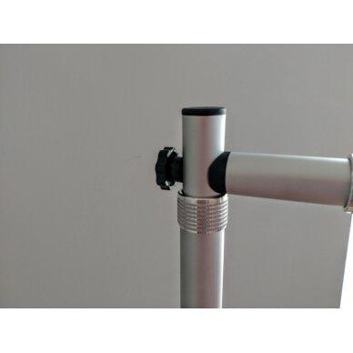 Teleskopinis stendas – sienelė 3