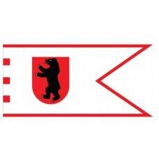 Tikroji žemaitijos vėliava