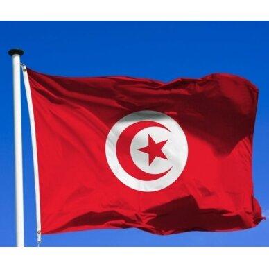 Tuniso vėliava 2
