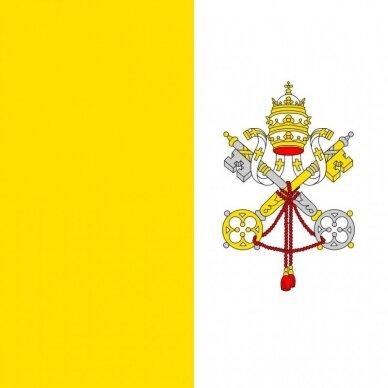 Vatikano vėliava 2
