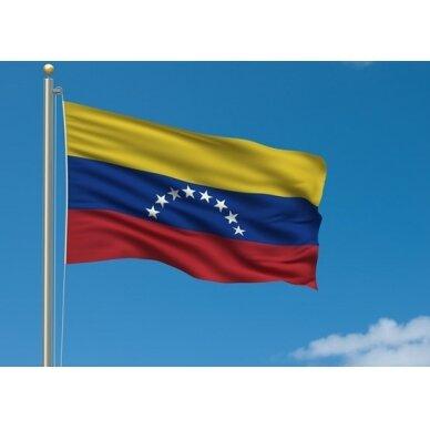 Venesuelos vėliava 2