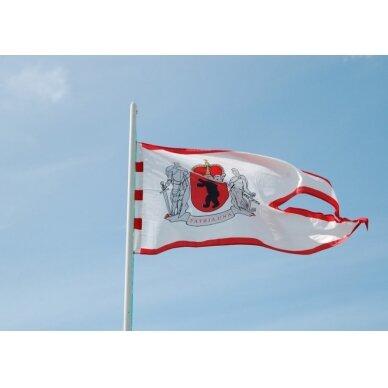 Žemaitijos vėliava su ,,laikytojais'' 2