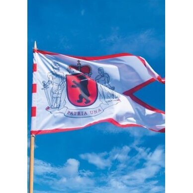 Žemaitijos vėliava su ,,laikytojais'' 4